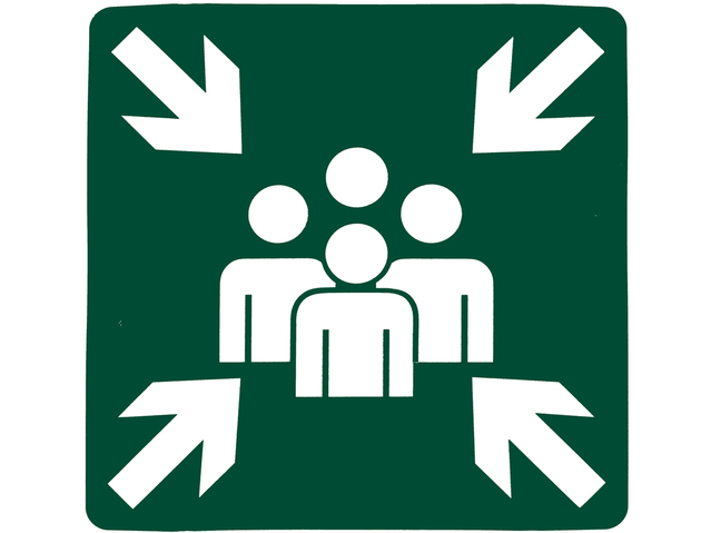 Getting to safety in an emergency: Evacuation plans and procedures