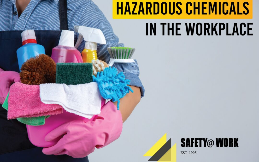Hazardous chemicals in the workplace